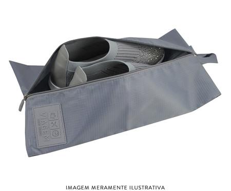 Organizador para Sapatos Katie Cinza - 21X36X5cm | WestwingNow