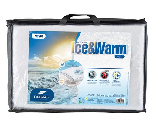 Travesseiro Ice & Warm, Branco | WestwingNow