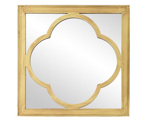 Espelho Tile - Dourado, Dourado | WestwingNow