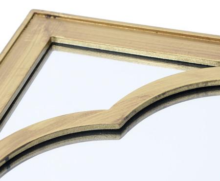 Espelho Tile - Dourado | WestwingNow
