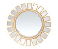 Espelho Pétalas - Dourado | WestwingNow