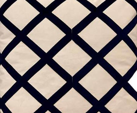 Almofada em Veludo João - 52x52cm | WestwingNow