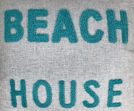 Almofada em Linho Beach House - 52x52cm | WestwingNow