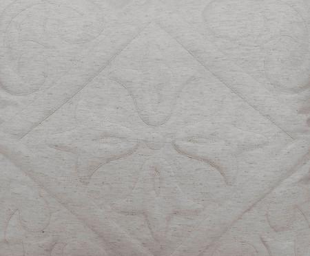Almofada em Linho 3D Amalia  - 52x52cm | WestwingNow