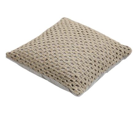 Almofada em Crochê Valentina - 52x52cm | WestwingNow