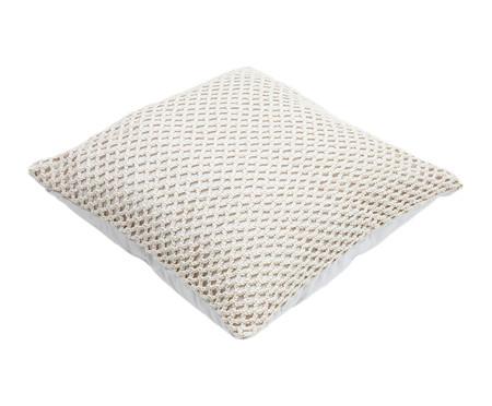 Almofada em Crochê Luiza - 52x52cm | WestwingNow