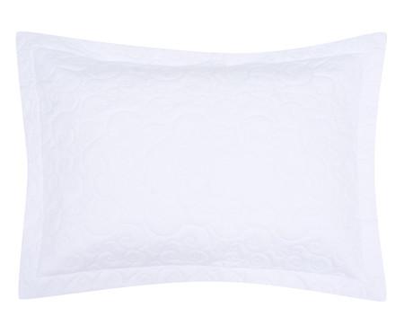 Jogo de Cobre-Leito Branco - 200 Fios   WestwingNow
