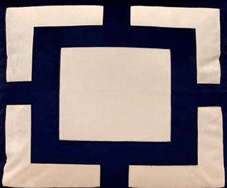 Almofada em Veludo João l - 52x52cm | WestwingNow