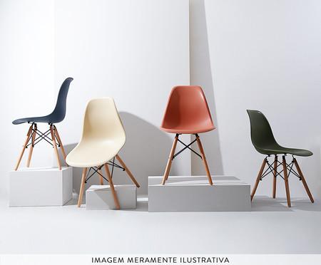 Cadeira Eames - Azul Pavão | WestwingNow