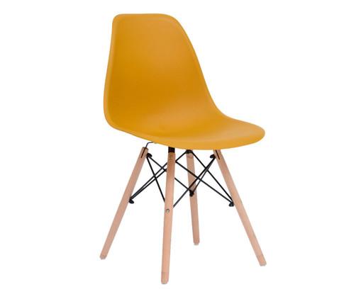 Cadeira Eames - Açafrão, Açafrão | WestwingNow