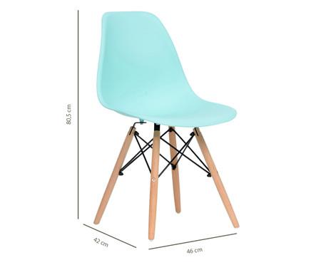 Cadeira Eames Wood - Mint | WestwingNow