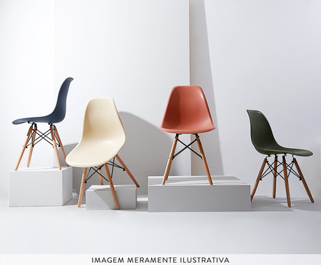 Cadeira Eames - Chumbo | WestwingNow