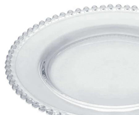 Prato em Cristal Pearl | WestwingNow
