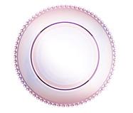 Prato em Cristal Pearl - Rainbow | WestwingNow