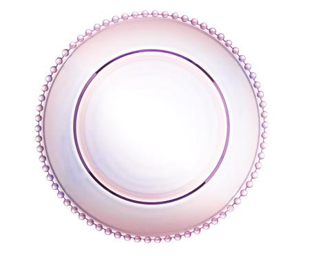 Prato para Sobremesa em Cristal Pearl - Furtacor | WestwingNow