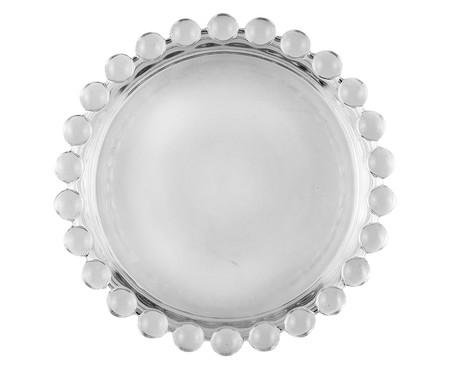 Jogo de Pratos em Cristal Pearl - 04 Pessoas | WestwingNow