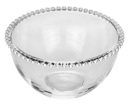 Saladeira em Cristal Pearl - Transparente | WestwingNow