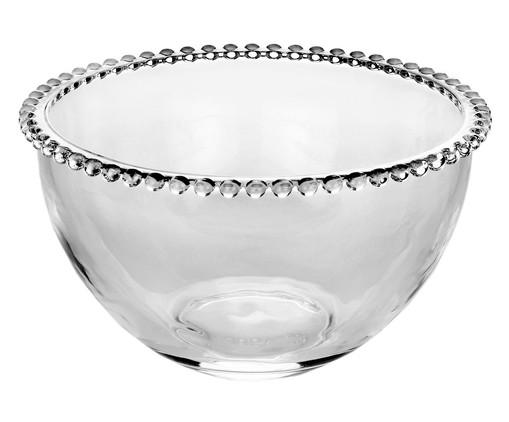 Saladeira em Cristal Pearl - Transparente, Transparente   WestwingNow