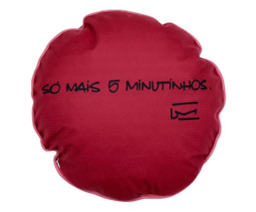 Almofada Minutinhos Vermelha - 38X38cm, Vermelha   WestwingNow