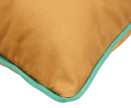 Capa de Almofada Me Aperta Amarela - 45X45cm | WestwingNow