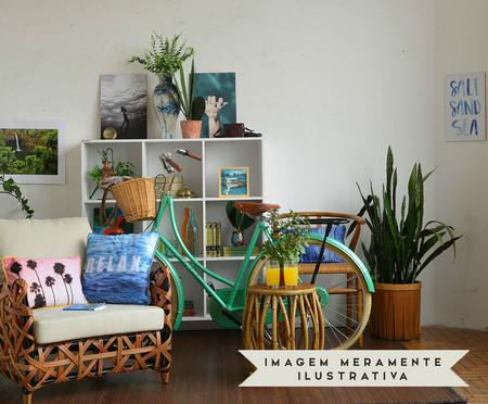 Garden Seat Libbie - Castanho | WestwingNow