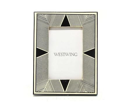 Porta-Retrato de Osso Cruz | WestwingNow