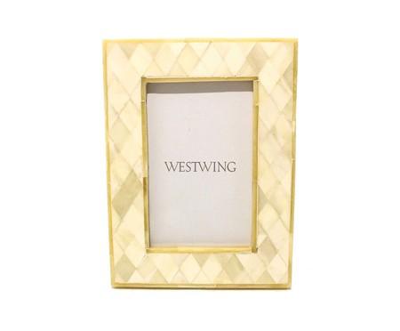 Porta-Retrato de Osso Guy | WestwingNow