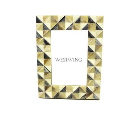Porta-Retrato de Osso Elai | WestwingNow