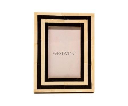 Porta-Retrato de Osso Emma | WestwingNow