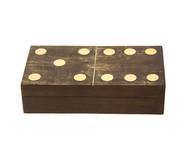 Caixa para Domino de Madeira Lena | WestwingNow
