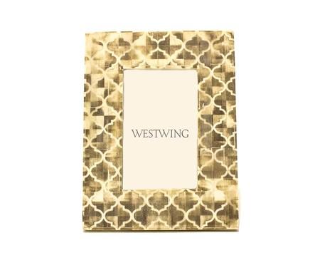 Porta-Retrato de Osso Aldo | WestwingNow