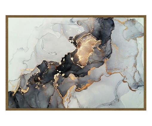 Quadro Linha Artsy - 93X63cm, Multicolorido   WestwingNow