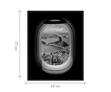 Quadro Rio de Janeiro - 62X77cm | WestwingNow