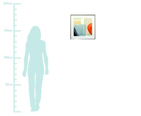 Quadro Microscopium - 41X41X5,5cm | WestwingNow
