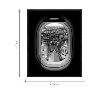 Quadro Londres - 62X77cm | WestwingNow