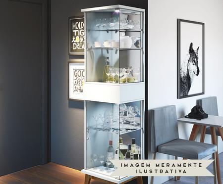 Cristaleira Geneva - Branca | WestwingNow