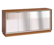 Buffet com Espelho Ópera - Off White e Freijó | WestwingNow