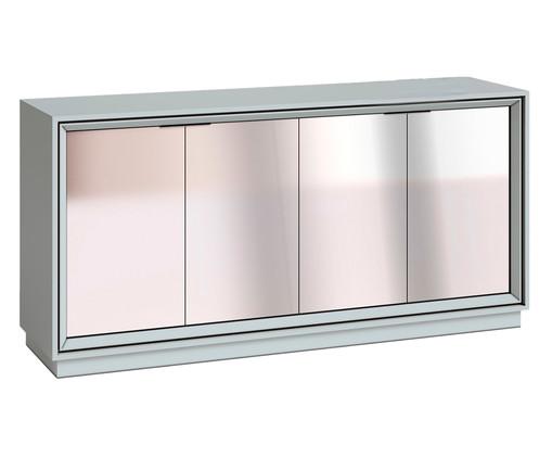 Buffet com Espelho Ópera - Branco, Branco | WestwingNow