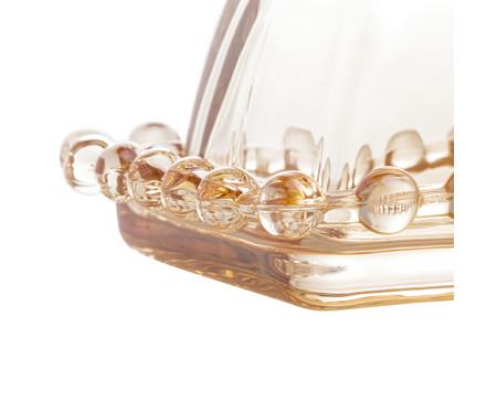 Mantegueira em Cristal Pearl - Âmbar | WestwingNow