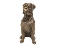 Escultura em Resina Cachorro   WestwingNow