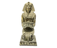 Escultura em Resina Egípcia   WestwingNow