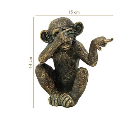 Escultura em Resina Monkey ll | WestwingNow