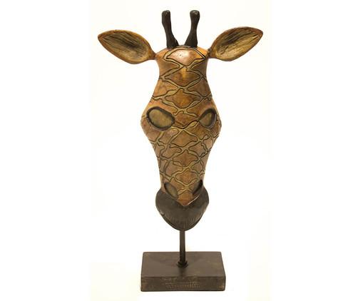 Escultura em Resina Girafa, BEGE   WestwingNow