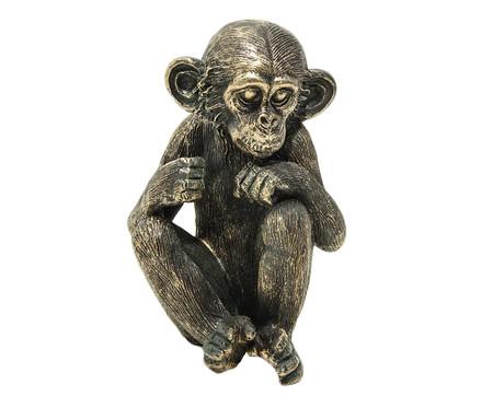 Escultura em Resina Monkey l | WestwingNow