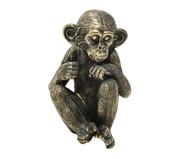 Escultura em Resina Monkey l   WestwingNow