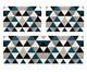 Jogo de Tapetes para Cozinha em Pvc Caw, Colorido | WestwingNow