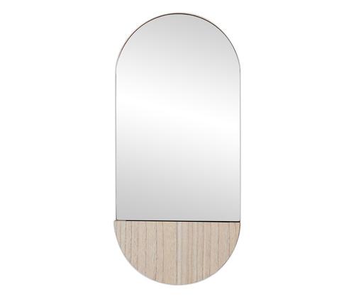Espelho Valência - 65cm, Prata | WestwingNow