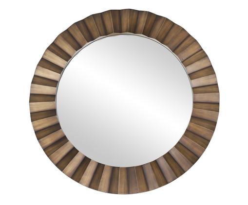 Espelho Burgos Dourado - 61cm, Dourado | WestwingNow