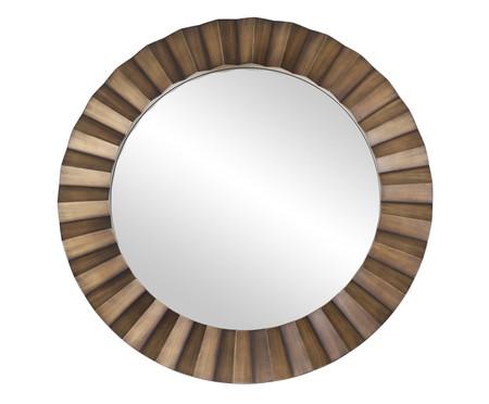 Espelho Burgos Dourado - 61cm | WestwingNow