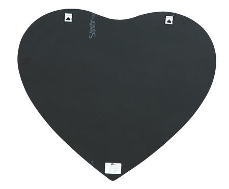 Espelho Se Ame Coração - 42X36,5cm | WestwingNow